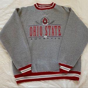The Ohio State University crewneck sweatshirt